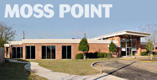 Moss Point Library